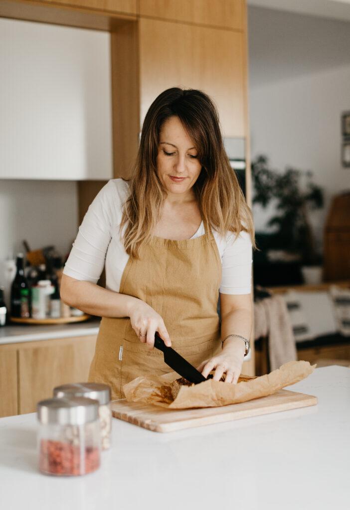 Cours de cuisine par Audrey Elsen