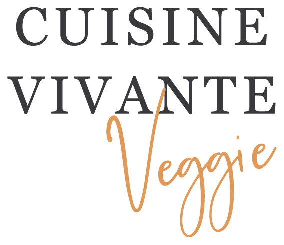 Logo Cuisine Vivante Veggie