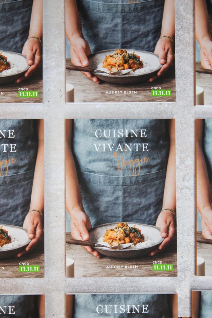 Cover Cours de cuisine Veggie